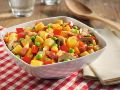 Aardappelschotel supreme