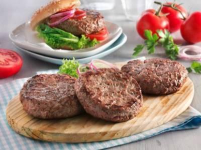 Black angusburger
