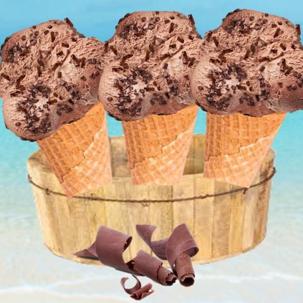 Trippel chocolade